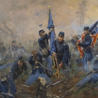 Three Medals of Honor, Battle of New Market Heights, September 29, 1864