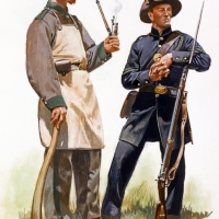8th and 20th New York Volunteers